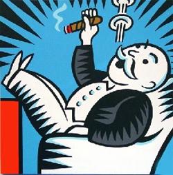 Richuncle debt economy